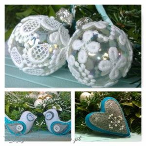 dekoracje świąteczne siostra